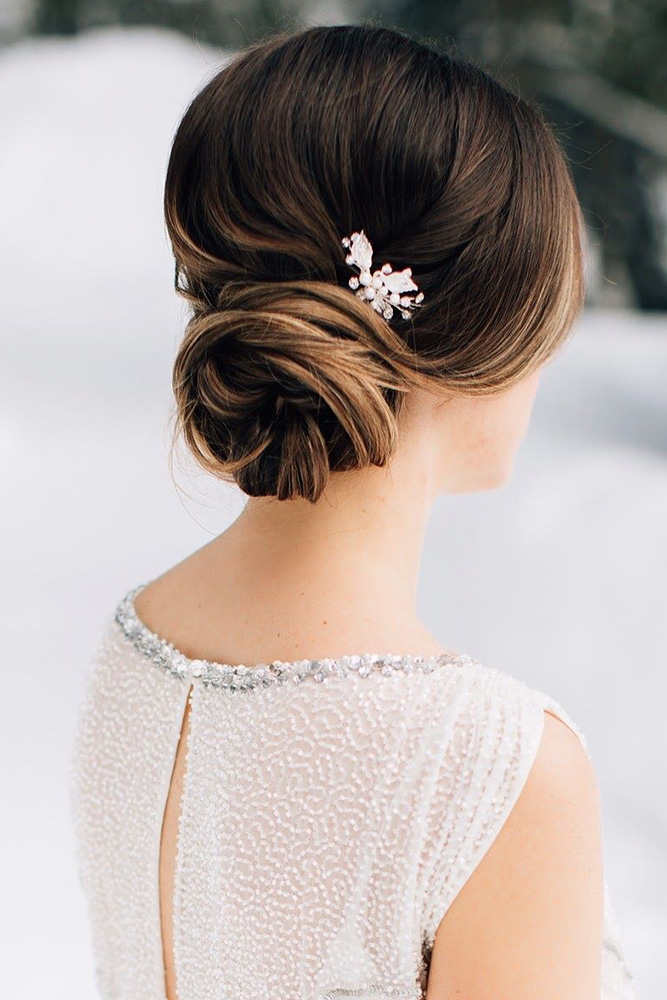 30 WEDDING UPDOS FOR SHORT HAIR - My Stylish Zoo