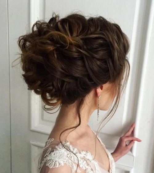 35 Chic Wedding Hair Updos For Elegant Brides My Stylish Zoo