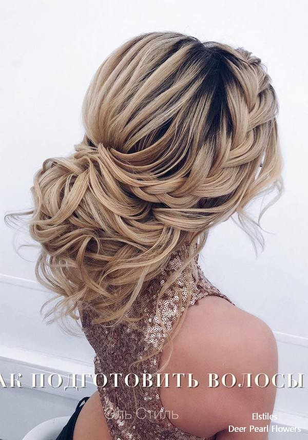 19 Best Formal Wedding Hairstyles in 2020