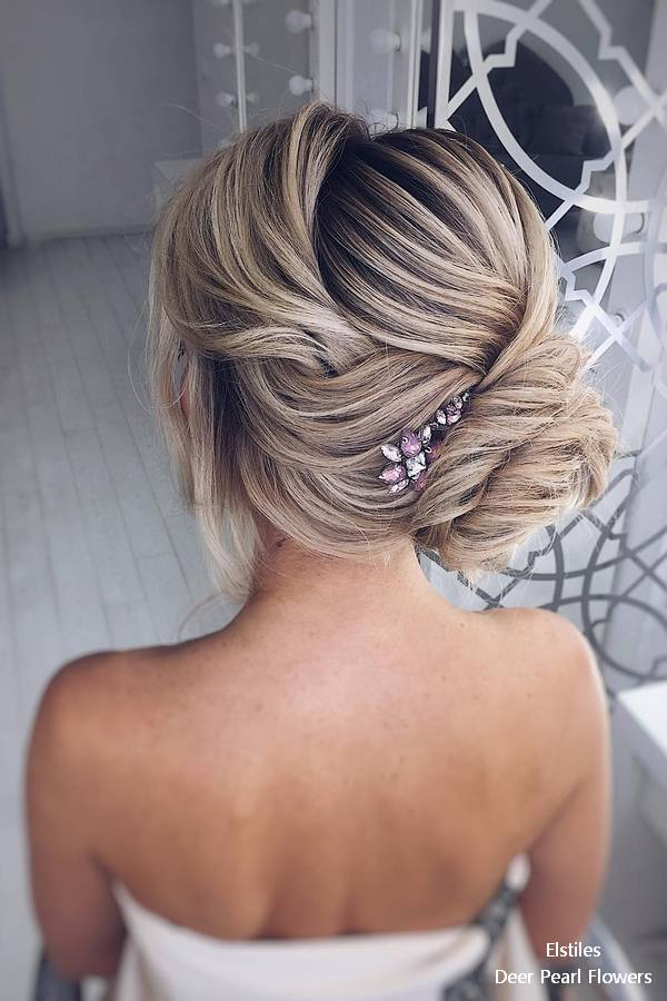19 Best Formal Wedding Hairstyles In 2018 19 My Stylish Zoo