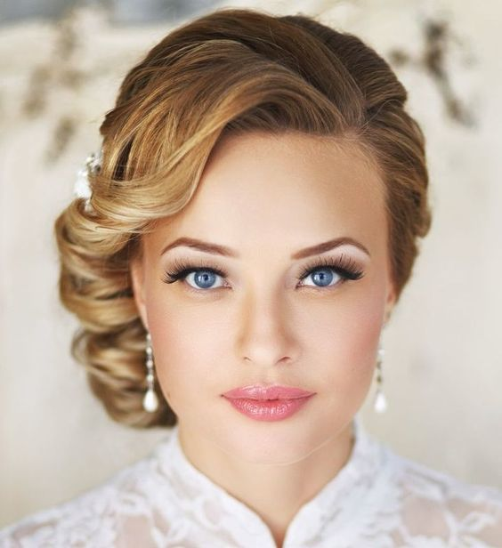 Top 15 Stylish Wedding Hairstyles For Short Hair My Stylish Zoo
