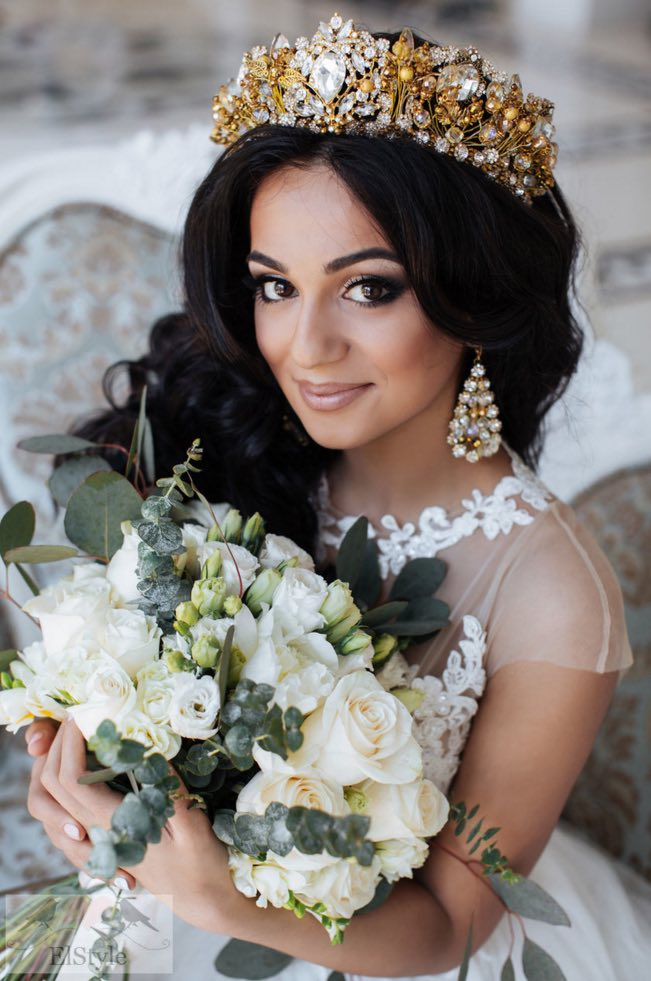 Wedding Hairstyles with Luscious Elegance 2020