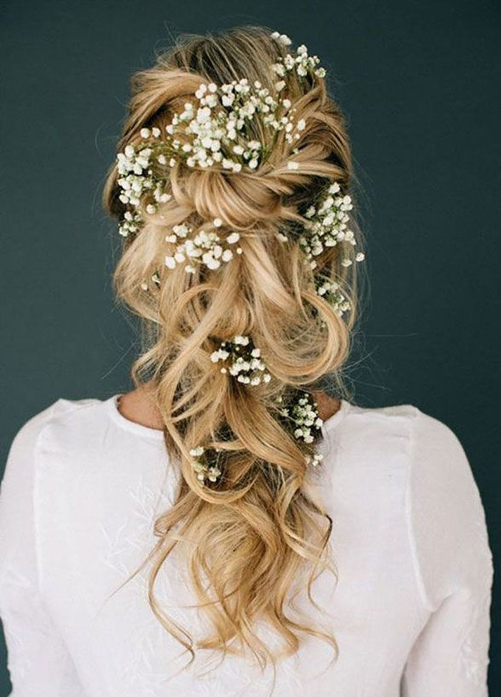 Gorgeous Bridal Wedding Hairstyles Long Hair Will Inspire My Stylish Zoo