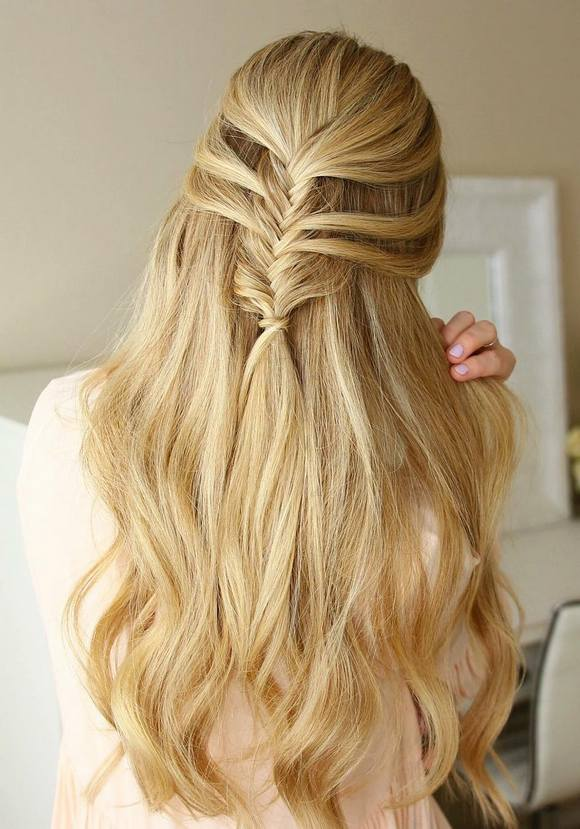 60 Trendy Long Wedding & Prom Hairstyles to Try in 2020