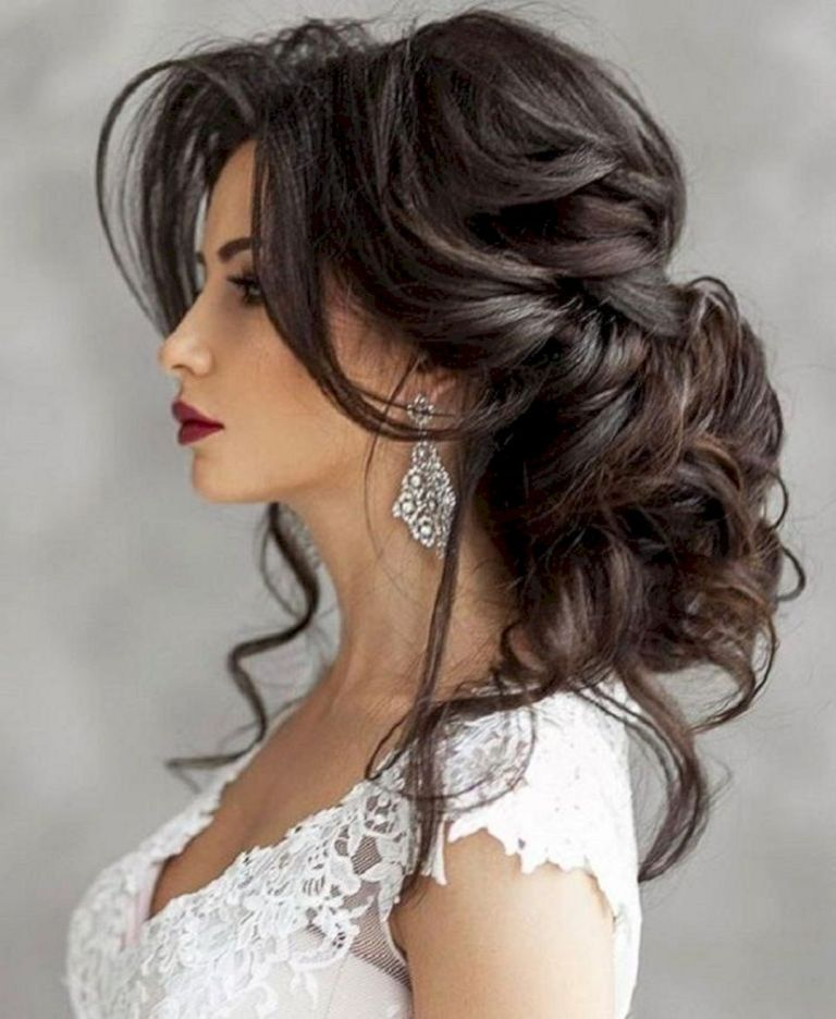 Wedding Hairstyle For Bride: 25+ Awesome Wedding Hairstyles For Long Hair Ideas
