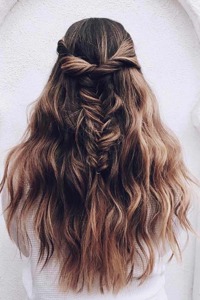 Just practice and braid hair – it is not some kind of rocket science. A boho style is probably the best to start with. It implies the combination of loose ...