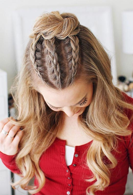25 Amazing Braided Hairstyles for Long Hair for Every Occasion - My Stylish Zoo