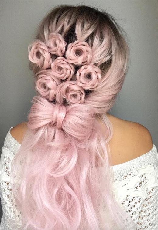 25 Amazing Braided Hairstyles For Long Hair For Every