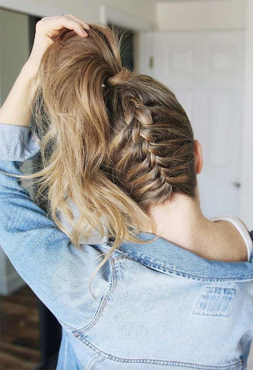 25 Amazing Braided Hairstyles for Long Hair for Every ...