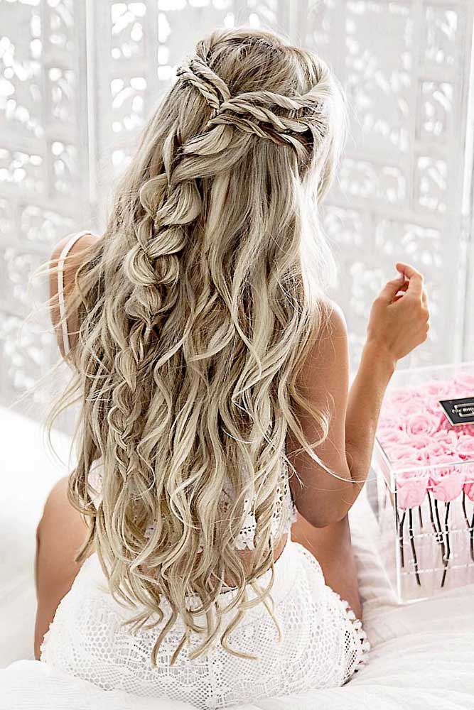 24 Stunning Prom Hairstyles For Long Hairs My Stylish Zoo