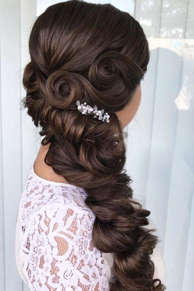 24 Stunning Prom Hairstyles For Long Hairs - My Stylish Zoo