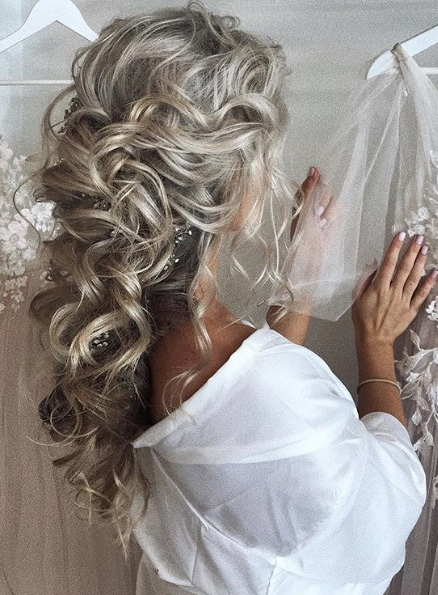 Best Hairstyles For Weddings And Prom Night 2018-19 – My Stylish Zoo