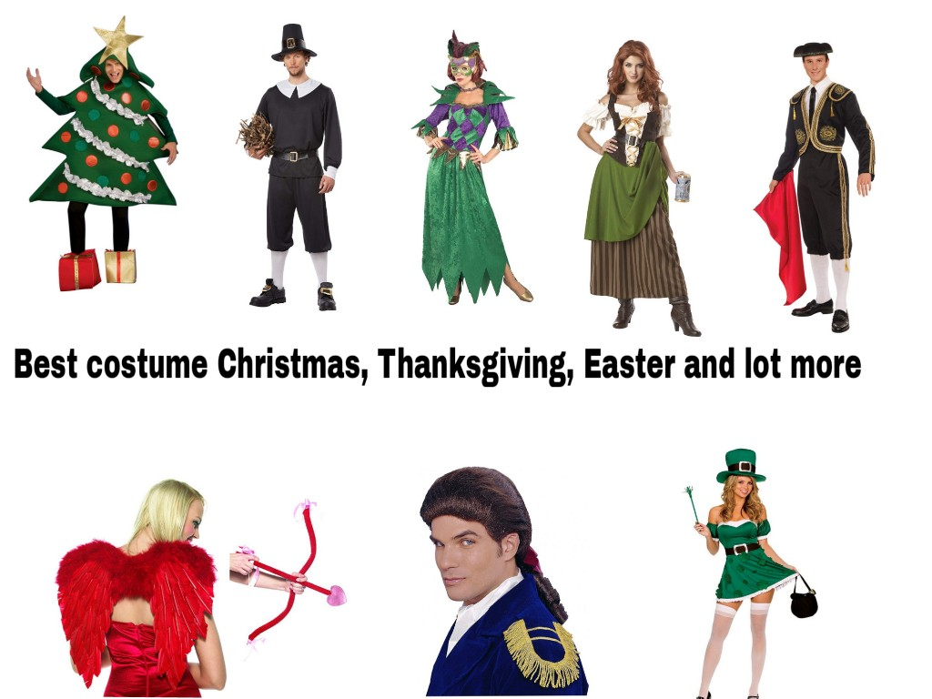 Best Seasonal Costume 2020 | Seasonal Costume For Halloween, Easter and Thanksgiving