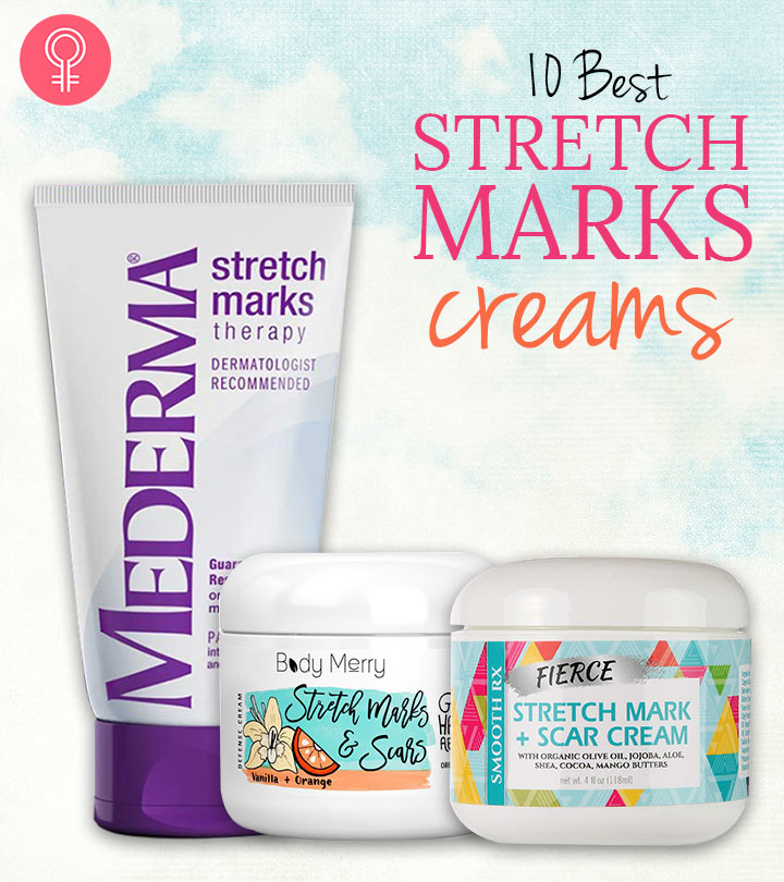 Top 10 Best Women Stretch Marks Creams To Buy In 2020 My Stylish Zoo