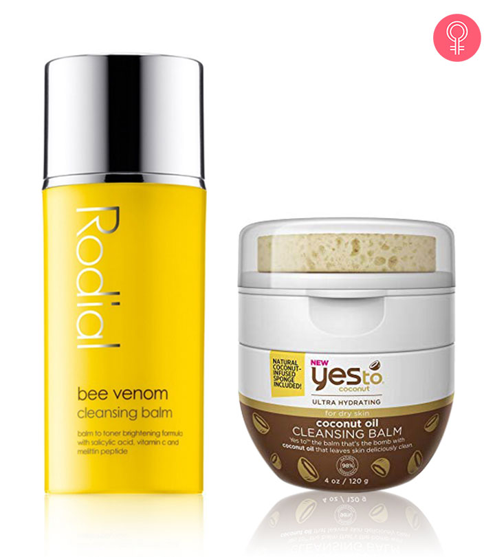 Top 15 Best women Cleansing Balms For All Skin Types for 2020