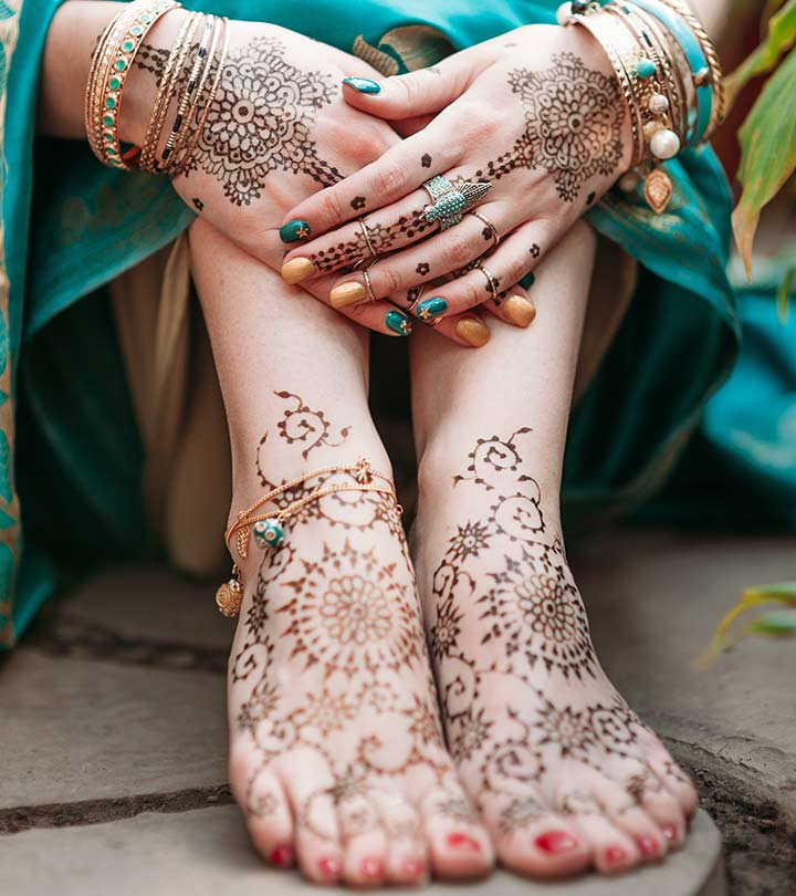 Top 10 Best Women Intricate Rajasthani Mehndi Designs To Try In 2020