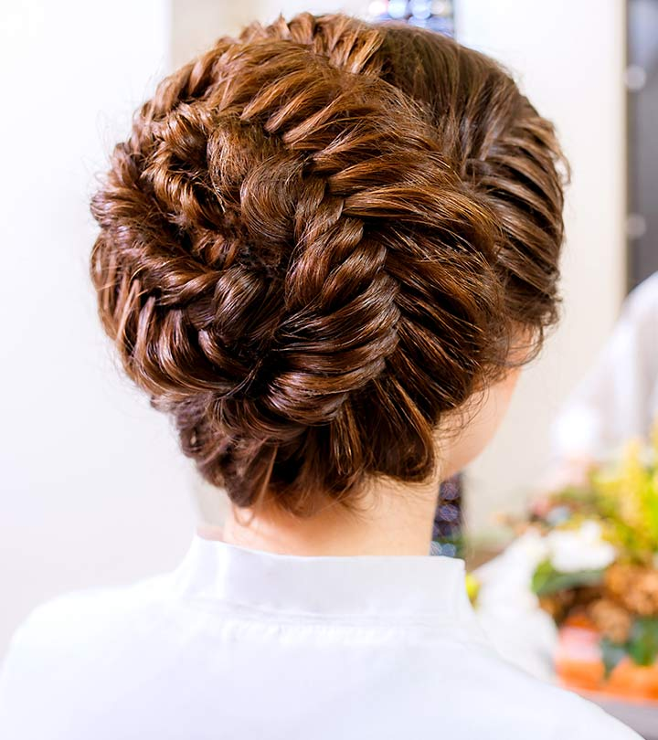 Top 10 Best Wedding Updos That You Can Try Too 2020