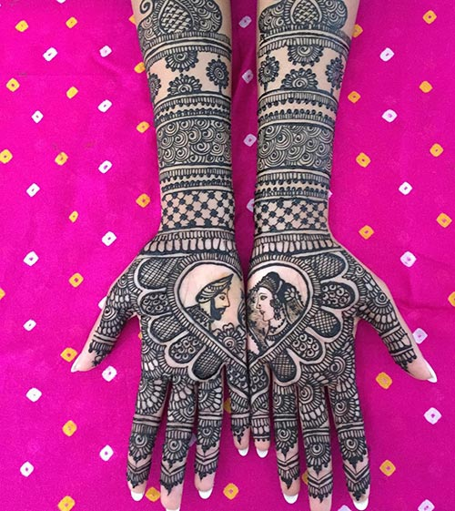 Top 20 Best Women Outstanding Bridal Mehendi Designs Collection 2020