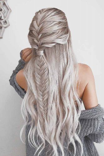 Top 18 Unique Fishtail Braid Hairstyles To Inspire You 2020