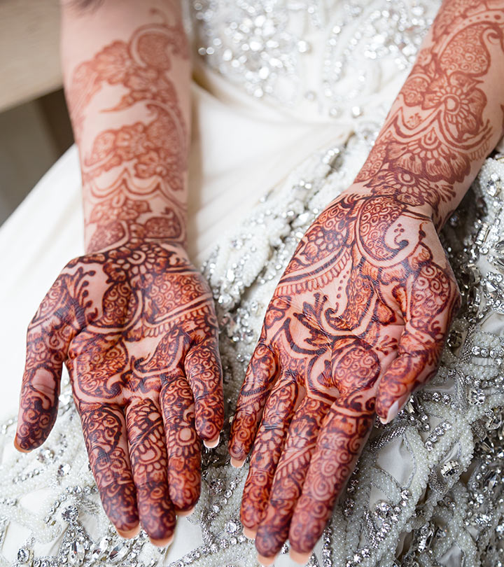 Top 10 Best Women Bollywood Bridal Mehndi Designs Collection 2020