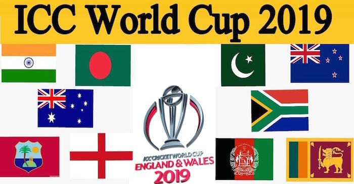 ICC Cricket World Cup 2019 Live Stream Online Free – My Stylish Zoo