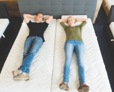 Tips For Testing Out A Mattress In A Store