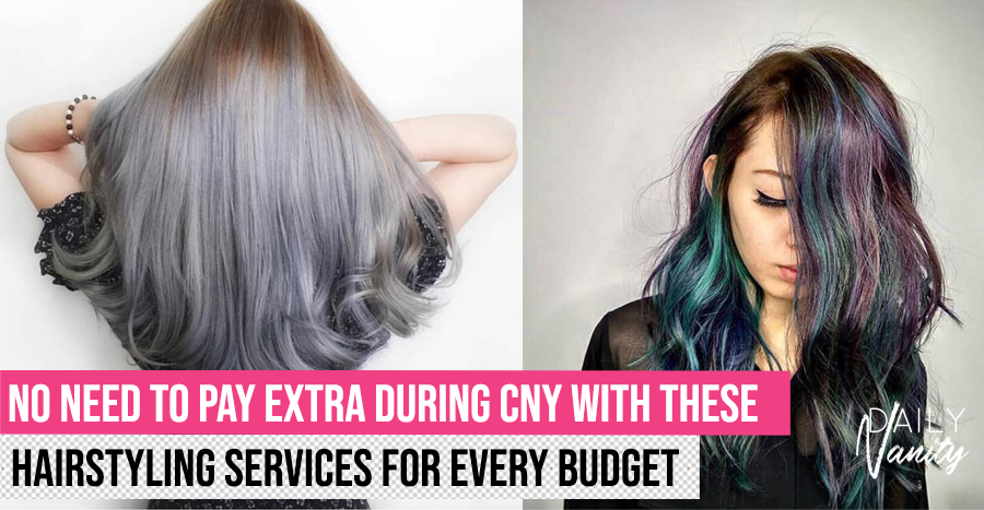28 hair salons in Singapore that are not extending CNY surcharge – some are even running promos 2020