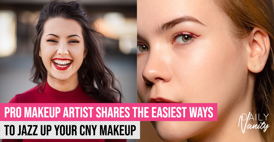 Top 10 makeup tips to instantly make your Chinese New Year makeup look extra fun 2020