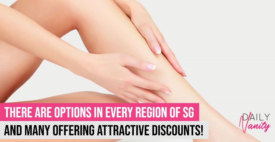 Best hair removal salons in Singapore 2020? Here are 14 that offer great service at reasonable prices