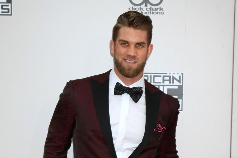 Bryce Harper Hair Ideas: Signature Looks from A Gentlemen In Style