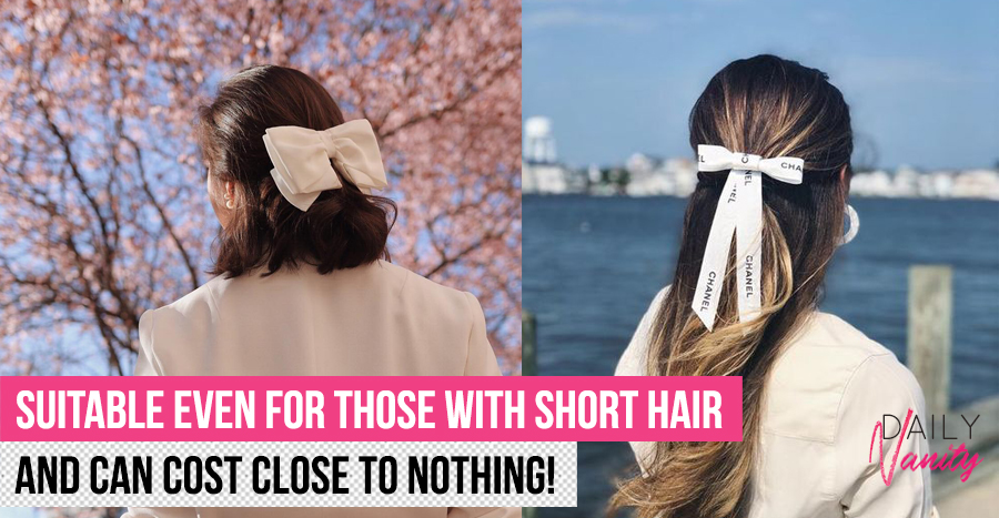 Half-up hairstyles with ribbons are taking over Instagram 2020 | Here's how you can pull it off