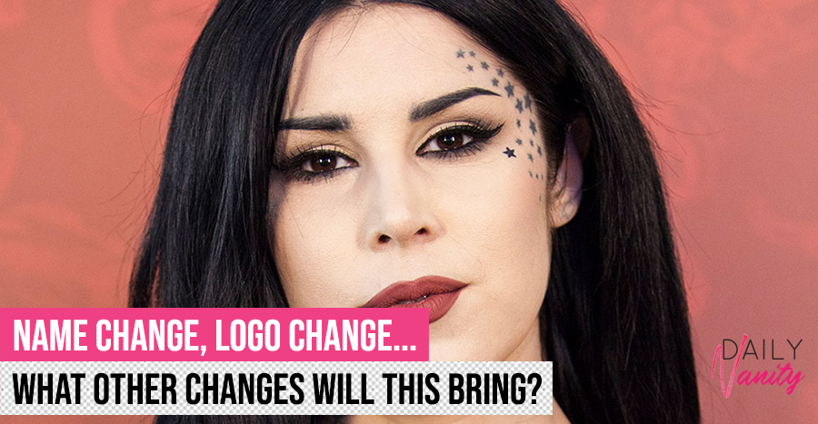 Kat Von D steps down as owner of Kat Von D Beauty. Find out what changes in 2020