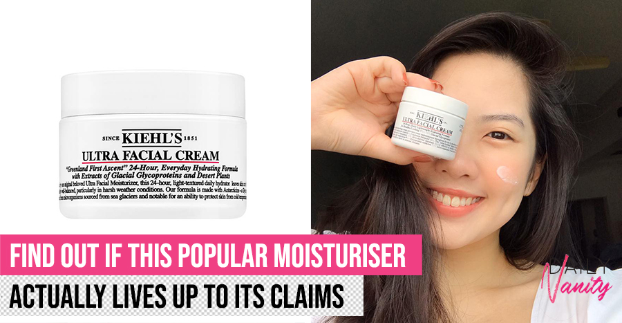 Kiehl's Ultra Facial Cream 2020 review: our readers' verdict on this popular moisturiser