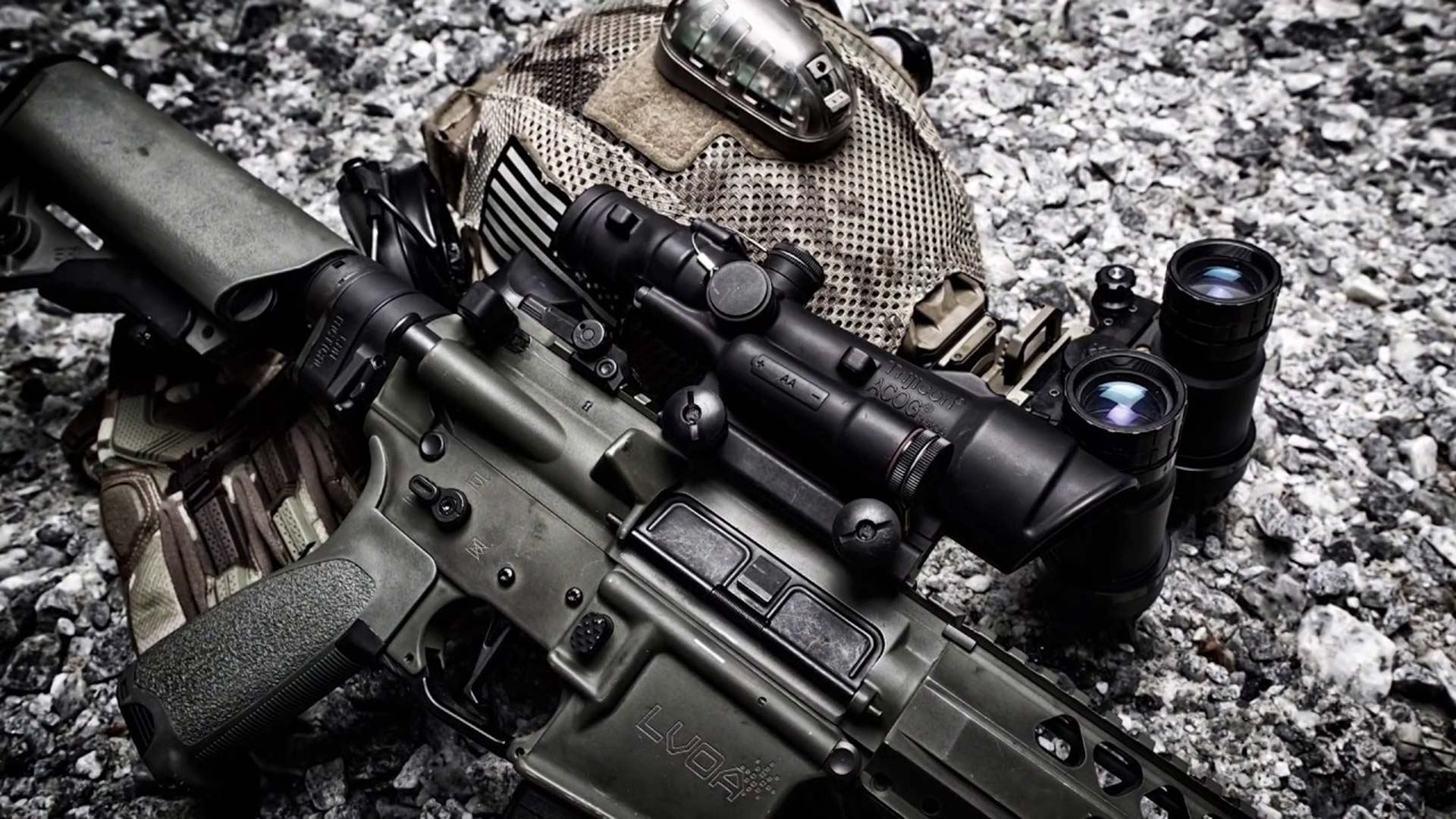 The 8 Best ACOG Scopes 2020 Buyers Guides