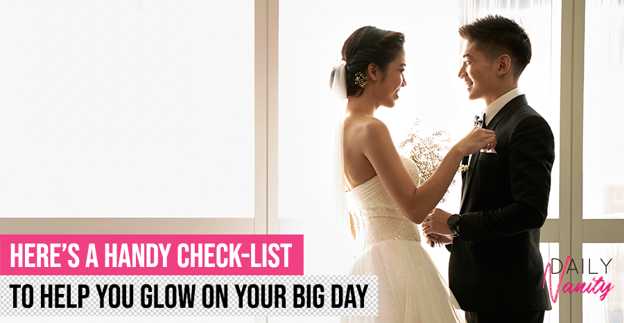 The Best wedding beauty check-list you must have to get your bridal beauty in 2020