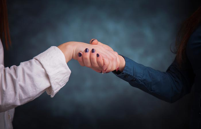 What A Handshake Can Say About Your Personality 2020