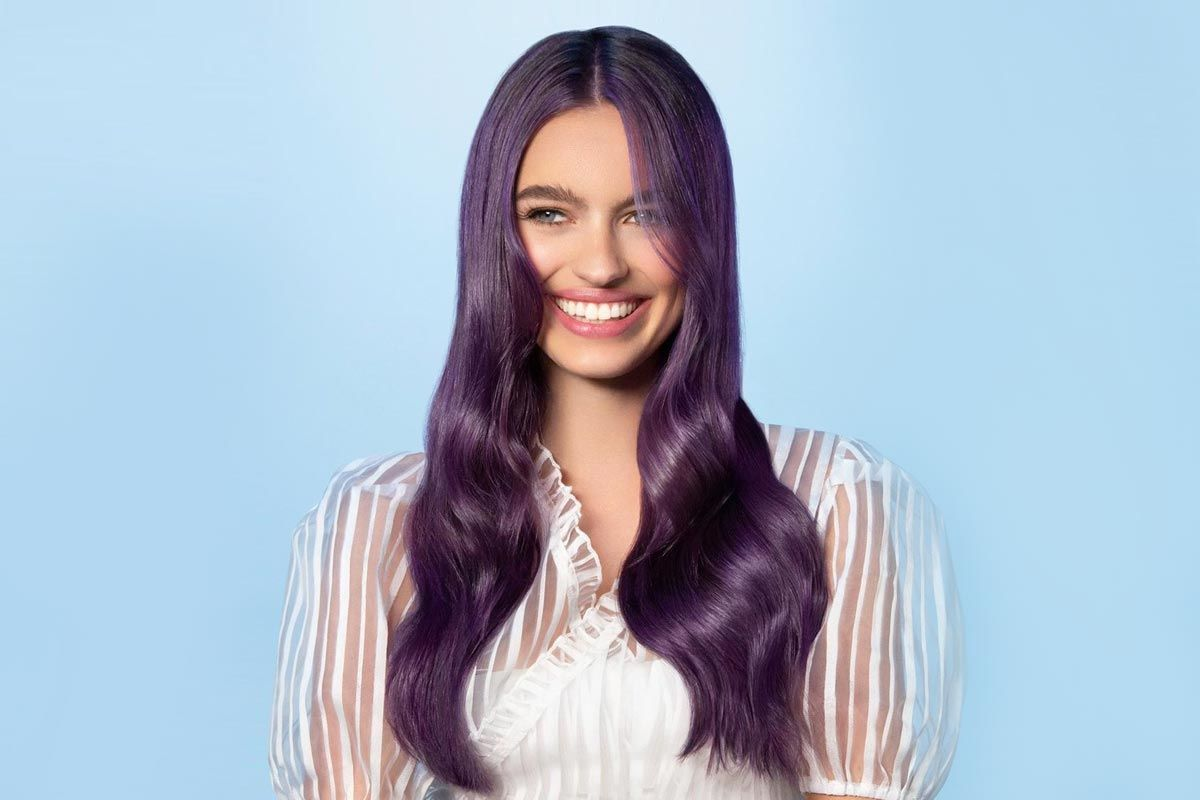 Plum Hair Color Ideas for Jaw-Dropping Makeovers